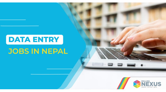 Data Entry Jobs in Nepal
