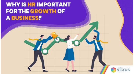 Importance of HR in Business Growth
