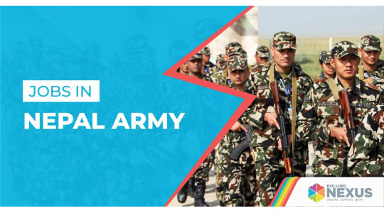 Jobs in Nepal Army