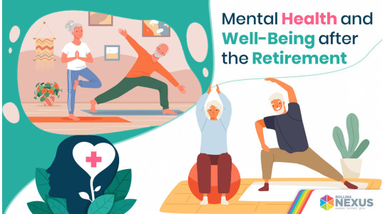 Mental Health and Well- being after Retirement