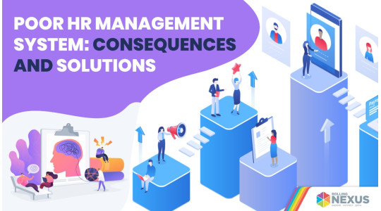 Poor HR Management Systems