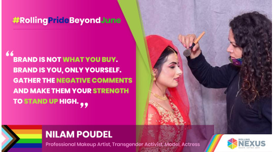 Interview with Nilam Poudel