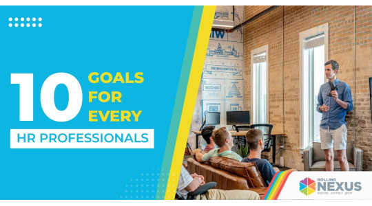 Goals for every HR Professionals