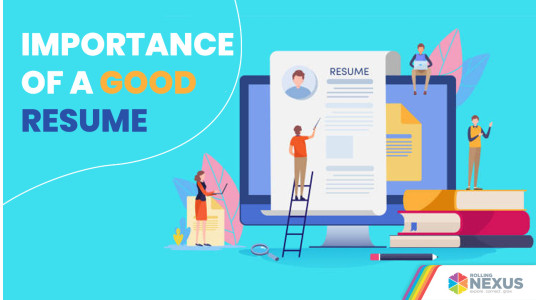 Importance of a good resume